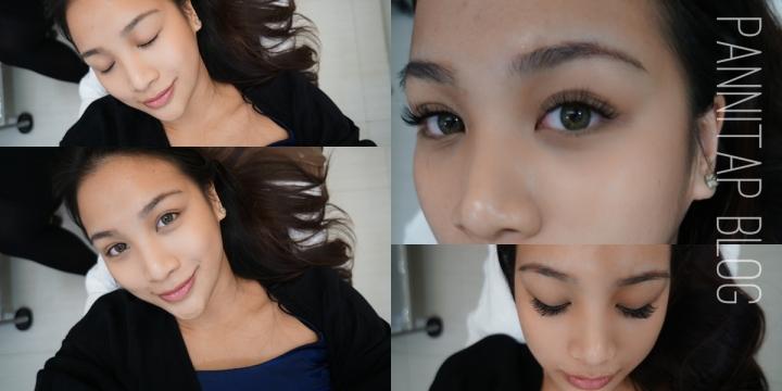 [Review] ต่อขนตา Tingle Volumn Lash ที่TINGLE