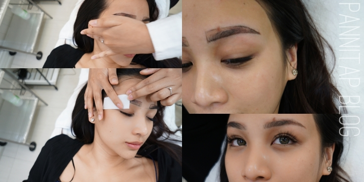 [Review] Eyebrow Shaping Treatment และแว๊กซ์ๆ หน้า ที่ TINGLE
