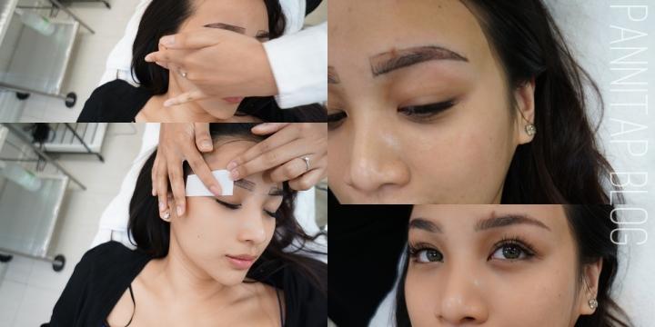 [Review] Eyebrow Shaping Treatment และแว๊กซ์ๆ หน้า ที่TINGLE