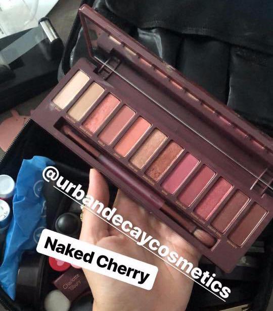 Naked Cherry